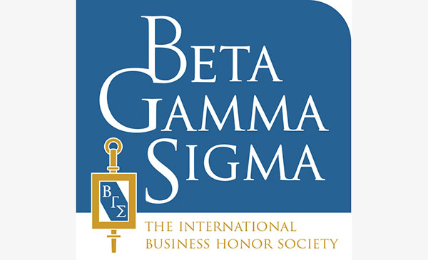 Beta Gamma Sigma: The International Business Honor Society logo