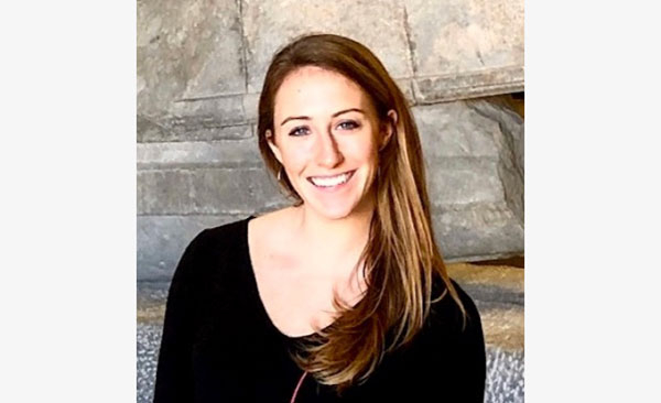 Katie O'Malley, dual-degree graduate (MBA/MPH)